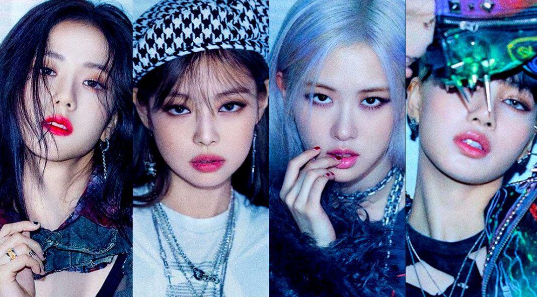 Top 7 bài nhất chiếm lĩnh thị trường âm nhạc của nhóm nhạc Black Pink